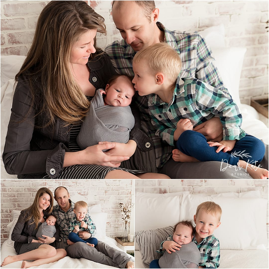 Loveland Lifestyle Newborn Photography