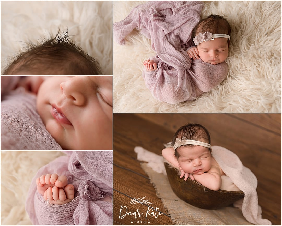Longmont Newborn Photographer