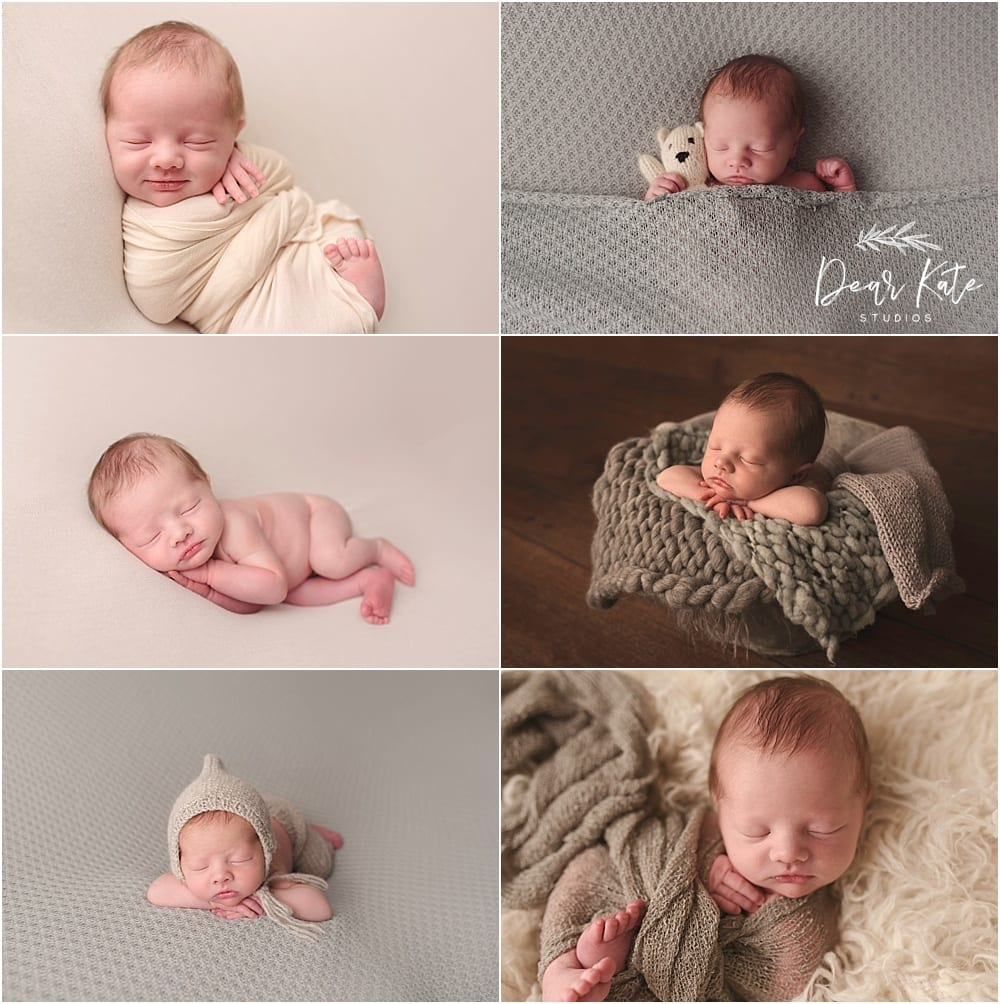 Muted tones and neutrals for loveland newborn family pictures loveland photography studio