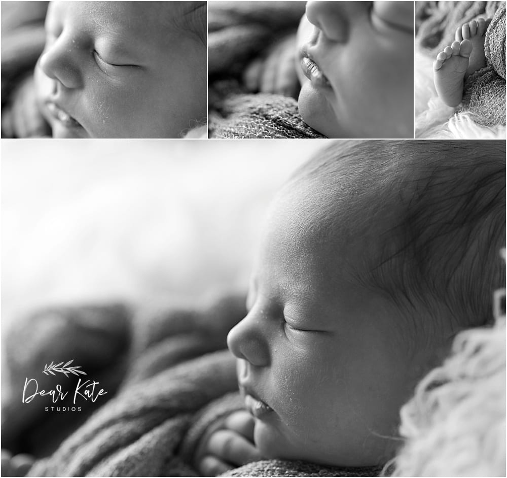 Newborn baby pictures loveland macro photography details