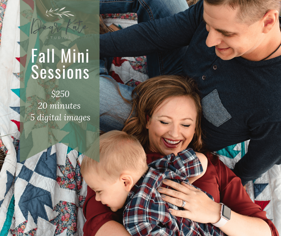 Fort Collins Fall Mini SEssion